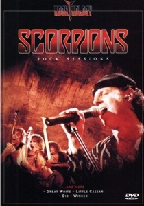 Scorpions - Rock Sessions - Poster / Capa / Cartaz - Oficial 1