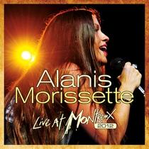 Alanis Morissette - Live At Montreux - Poster / Capa / Cartaz - Oficial 1
