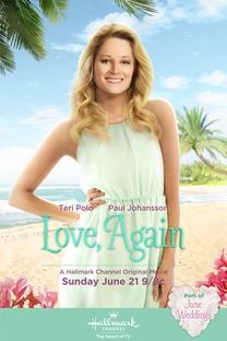 Love, Again - Poster / Capa / Cartaz - Oficial 1