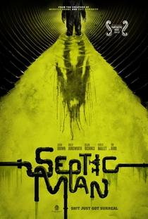 O Homem-Séptico - Poster / Capa / Cartaz - Oficial 1