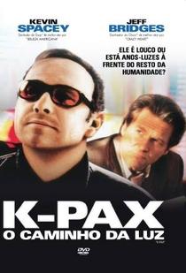 K-Pax - O Caminho da Luz - Poster / Capa / Cartaz - Oficial 5