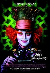 Alice no País das Maravilhas - Poster / Capa / Cartaz - Oficial 7