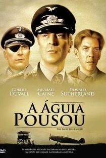 A Águia Pousou - Poster / Capa / Cartaz - Oficial 5