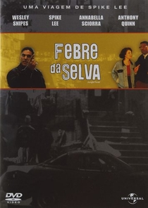 Febre da Selva - Poster / Capa / Cartaz - Oficial 5