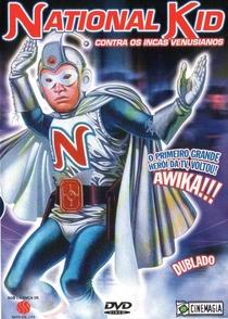 National Kid - Poster / Capa / Cartaz - Oficial 2