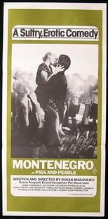 Montenegro ou Porcos e Pérolas - Poster / Capa / Cartaz - Oficial 4