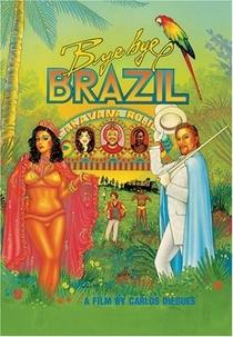 Bye Bye Brasil - Poster / Capa / Cartaz - Oficial 1