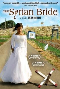 A Noiva Síria - Poster / Capa / Cartaz - Oficial 2
