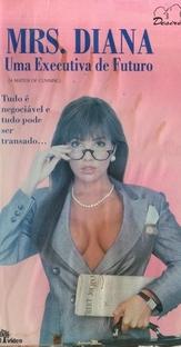 Mrs. Diana - Uma Executiva de Futuro - Poster / Capa / Cartaz - Oficial 1