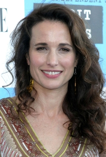 Andie MacDowell - Poster / Capa / Cartaz - Oficial 2