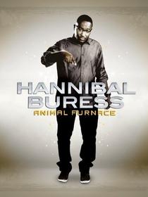 Hannibal Buress: Animal Furnace - Poster / Capa / Cartaz - Oficial 1