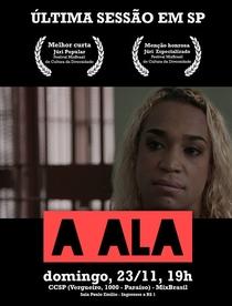 A ala - Poster / Capa / Cartaz - Oficial 2