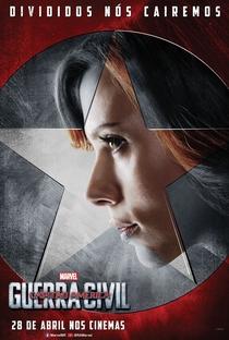 Capitão América: Guerra Civil - Poster / Capa / Cartaz - Oficial 29