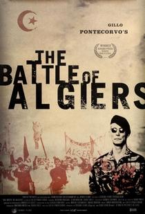 A Batalha de Argel - Poster / Capa / Cartaz - Oficial 10