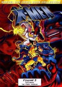 X-Men: A Série Animada (3ª Temporada) - Poster / Capa / Cartaz - Oficial 1