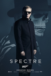 007 Contra Spectre - Poster / Capa / Cartaz - Oficial 20