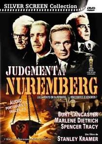 Julgamento em Nuremberg - Poster / Capa / Cartaz - Oficial 4