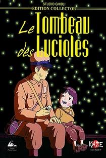 Túmulo dos Vagalumes - Poster / Capa / Cartaz - Oficial 24