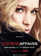 Assuntos Confidenciais (3ª Temporada) (Covert Affairs (Season 3))