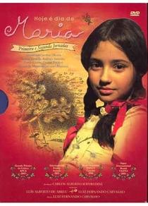 Hoje é Dia de Maria 1ª Jornada - Poster / Capa / Cartaz - Oficial 2