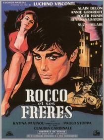 Rocco e Seus Irmãos - Poster / Capa / Cartaz - Oficial 4