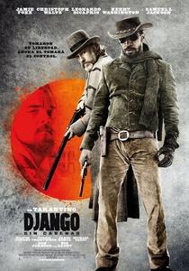 Django Livre - Poster / Capa / Cartaz - Oficial 5