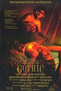 Gótico - Poster / Capa / Cartaz - Oficial 3