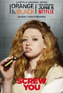 Orange Is The New Black (2ª Temporada)  - Poster / Capa / Cartaz - Oficial 3