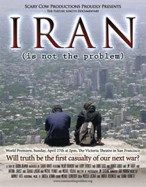 O Problema Não É o Irã - Poster / Capa / Cartaz - Oficial 1