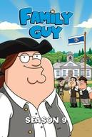 Uma Família Da Pesada  (9ª Temporada) (Family Guy season nine)