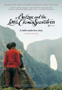 Balzac e a Costureirinha Chinesa - Poster / Capa / Cartaz - Oficial 1