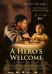 A Hero's Welcome - Poster / Capa / Cartaz - Oficial 2