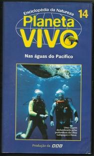 Planeta Vivo - Nas Águas do Pacífico - Poster / Capa / Cartaz - Oficial 1