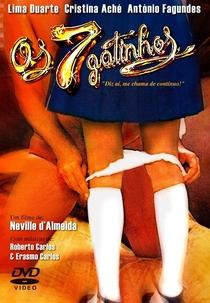 Os Sete Gatinhos - Poster / Capa / Cartaz - Oficial 2