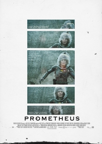 Prometheus - Poster / Capa / Cartaz - Oficial 3