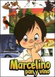 Marcelino, Pão e Vinho (1ª Temporada) - Poster / Capa / Cartaz - Oficial 3
