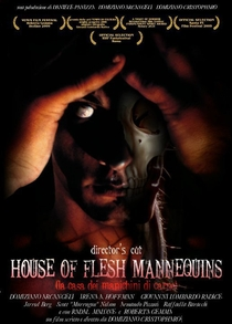 House of Flesh Mannequins - Poster / Capa / Cartaz - Oficial 1