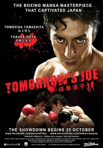 Tomorrow's Joe - Poster / Capa / Cartaz - Oficial 2