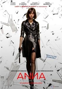 Anna - O Perigo Tem Nome - Poster / Capa / Cartaz - Oficial 5