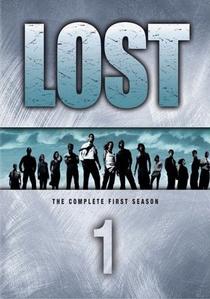 Lost (1ª Temporada) - Poster / Capa / Cartaz - Oficial 1