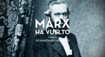 Marx Voltou - Poster / Capa / Cartaz - Oficial 1