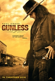 Gunless - Poster / Capa / Cartaz - Oficial 1