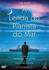 A Lenda do Pianista do Mar - Poster / Capa / Cartaz - Oficial 2