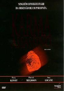 Karma Assassino - Poster / Capa / Cartaz - Oficial 1