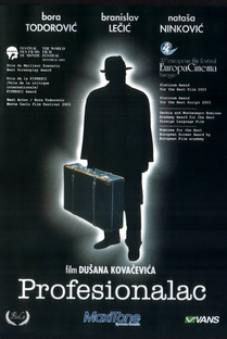 The Professional - Poster / Capa / Cartaz - Oficial 1