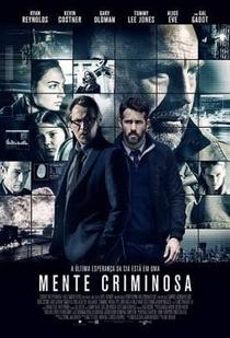Mente Criminosa - Poster / Capa / Cartaz - Oficial 8