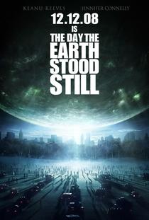O Dia em que a Terra Parou - Poster / Capa / Cartaz - Oficial 1