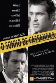 O Sonho de Cassandra - Poster / Capa / Cartaz - Oficial 2