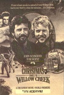 Natal na neve - Poster / Capa / Cartaz - Oficial 1