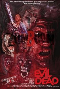Uma Noite Alucinante: A Morte do Demônio - Poster / Capa / Cartaz - Oficial 8